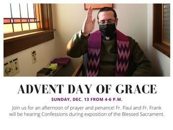 Advent Day of Grace