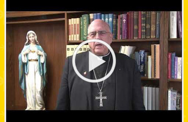 Archbishop Naumann Christmas Message