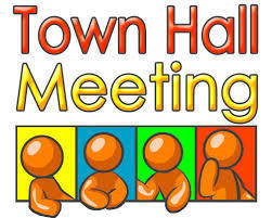 TOWN HALL MEETING (MATN) - SUNDAY, JUNE 28th
