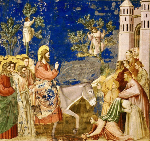 Palm Sunday: The Start to an Extraordinary Holy Week