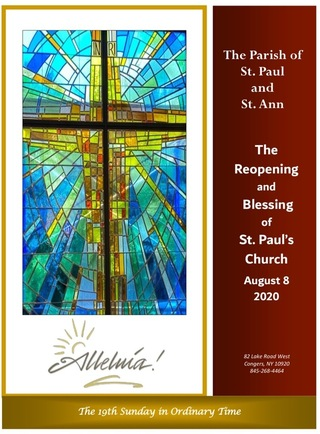 St Paul Church Re-Opening