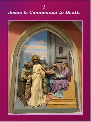 Click Image for St Ann's Stations of the Cross