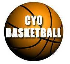 CYO BASKETBALL REGISTRATION