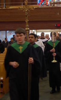 Training and Review for Extraordinary Ministers of the Eucharist and Acolytes