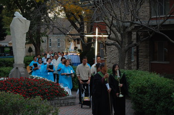Feast of our Lady of Fatima Celebration