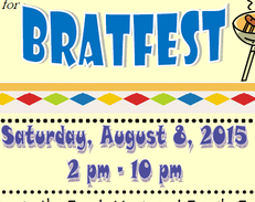Bratfest/Family Day and Rummage Sale