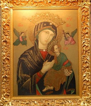 The Feast Day of Our Lady of Perpetual Help