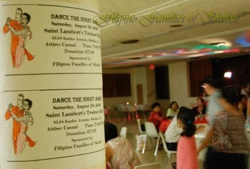 DANCE THE NIGHT AWAY! An After Dinner Dance