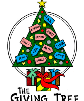 Christmas Giving Clipart.Christmas Gifts Drive The Giving Tree St Lambert