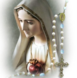 Novena for the Feast of Our Lady of Fatima