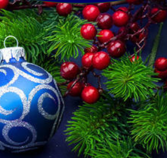 wreaths and other holiday decorations sale