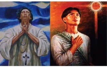 Feast Day Celebration of Sts Lorenzo Ruiz and Pedro Calungsod