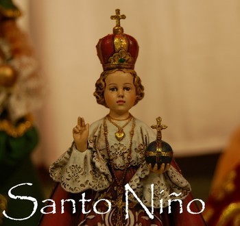 Celebration of the Feast Day of Sr. Sto. Nino (Child Jesus)