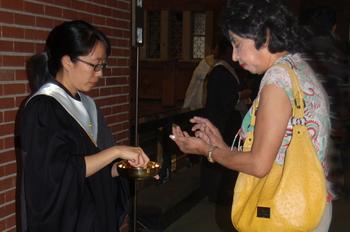 Eucharistic Ministers training or re-training