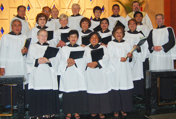 St. Lambert Choir will begin rehearsals