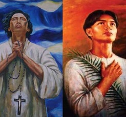 Daily Novena in preparation for the feast days of St. Lorenzo Ruiz and St. Pedro Calungsod