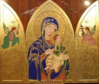 Feast day of Our Lady of Perpetual Help