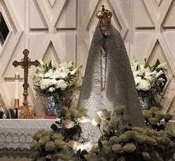 Daily Novena in preparation for the  celebration of the Feast Day of Our Lady of Fatima
