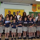 5th Grade Students Graduate from D.A.R.E.
