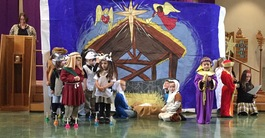 Kindergarten Nativity Play