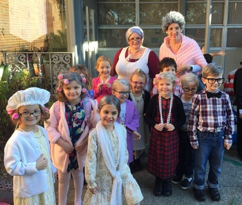 Hundredth Day of School Celebration