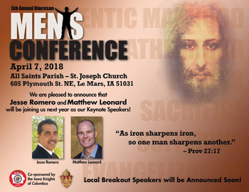 Diocesan Men's Conference