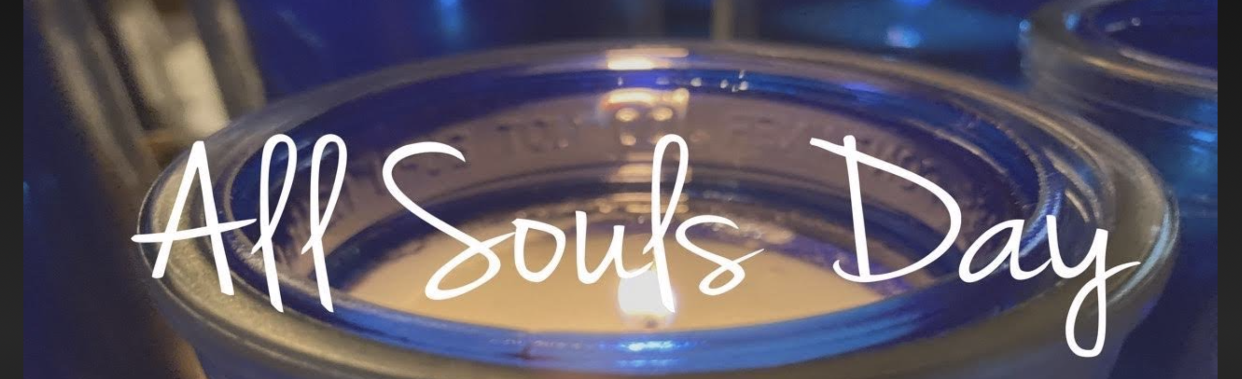 click here to order your memorial candle for all soul's day