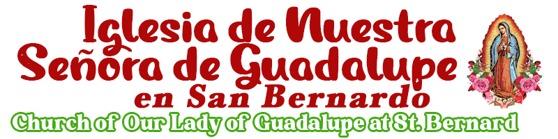 Shrine of Our Lady of Guadalupe at St. Bernard