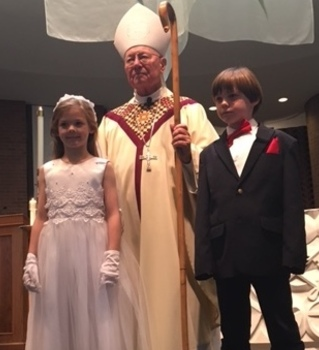 Confirmation & First Communion