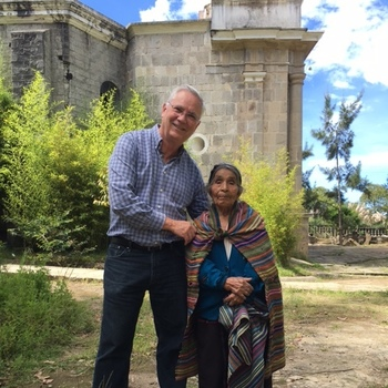 Father Kevin's Visit to Guatemala