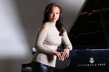 Harmonies at the Heart Concert: Lynn Yew Evers on the Piano