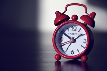Daylight Savings Time Begins March 8th