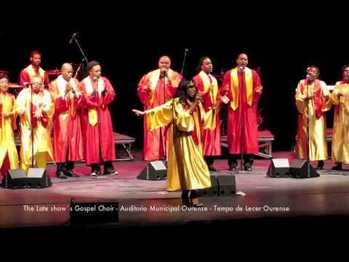 Christmas Concert - Gospel Choir - Free / Bring a gift for a homeless Child