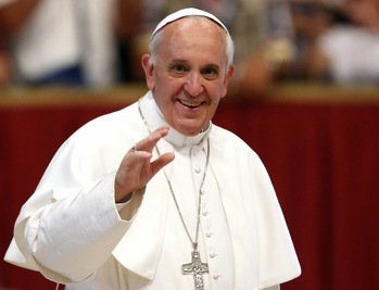 Thinking and Praying with Pope Francis - Encountering Pope Francis