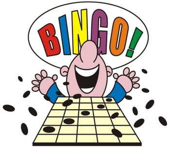 K of C Bingo - Saturday, March 16, 2019, after the 5:00 p.m., Mass