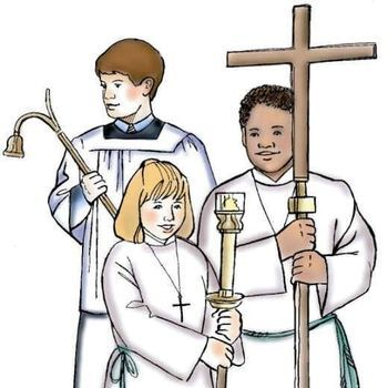 Altar Servers Needed - Youth and Adult