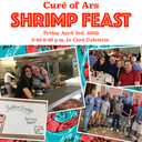 CANCELLED - Lenten Shrimp Feast