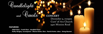 Candlelight and Carols, A Concert of Music of the Season