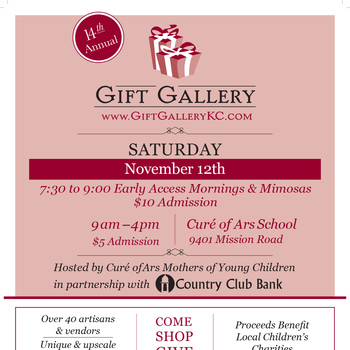 14th Annual Gift Gallery