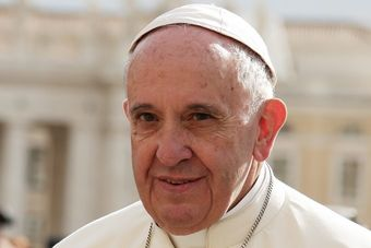 You have the right to practice your faith, Pope Francis says in new interview