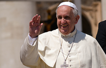 Pope Francis: Be witnesses of the Gospel every day