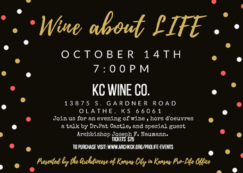Wine about Life at KC Wine Co.