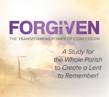 Forgiven—Lenten program through FORMED.org