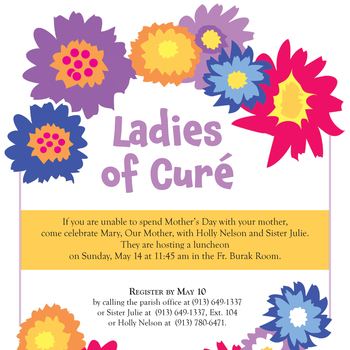 Mother's Day - Ladies of Curé
