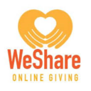 PARISH PAY IS NOW WeSHARE