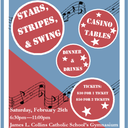 Get your Tickets for Stars, Stripes, & Swing