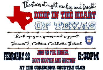 Annual Gala - Deep in the Heart of Texas