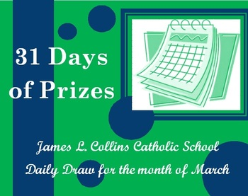31 Days of Prizes