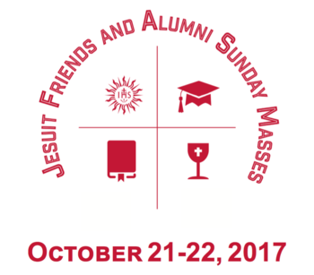 Jesuit Friends and Alumni Sunday Masses 2017