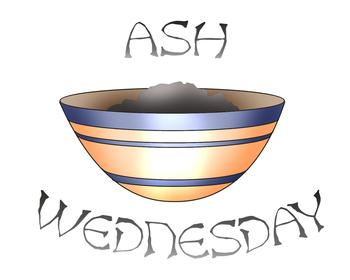 Ash Wednesday Schedule 2017